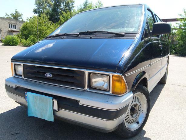 Ford Aerostar 1991 3.0 Газ/Бензин. Круче чем VW T4. Чистый Америкос.