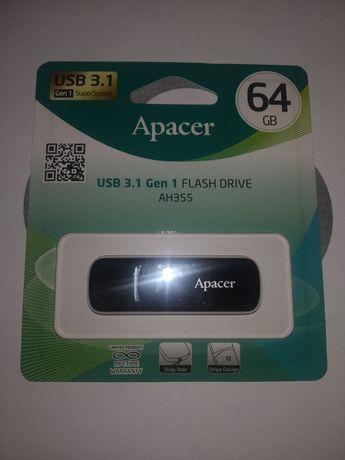 Флешка USB 3.1 Apacer 64Gb