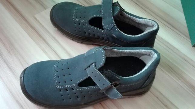 Buty z metalowym podnoskiem roz. 40