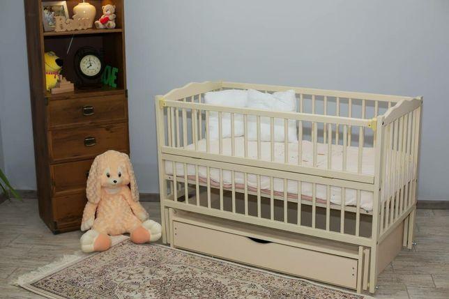 Колиска дитяча Веселка ,для немовляти ліжечко