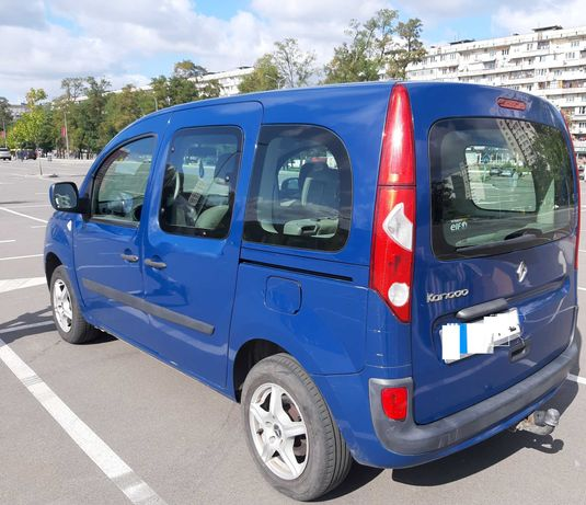 Продам Renault Kangoo пасс. 2009