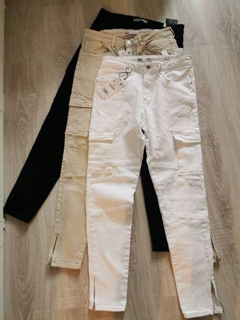 Spodnie skiny Zara