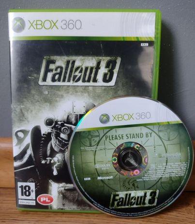 Fallout 3 Polska Wersja Xbox 360 Xbox One Unikat Łódź