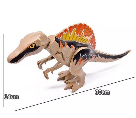 Spinozaur dinozaur Jurassic World jak LEGO