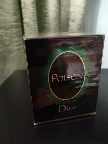 Christian Dior Poison Eau de Toilette - edt 100 ml