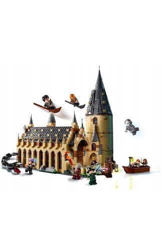 Klocki LEGO kompatybilne Harry Potter zamek Wielka Sala w Hogwarcie