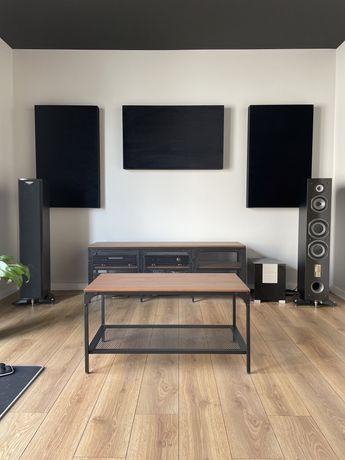Zestaw stereo, Primare I22, Primare CD21, Triangle Antel EX, Quadral 8