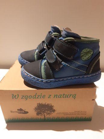 Buty chłopięce 22