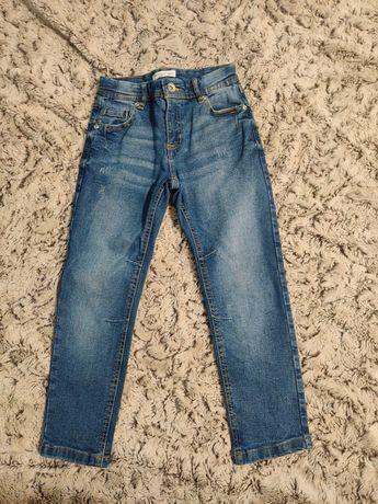 Spodnie Sinsay rozmiar 122