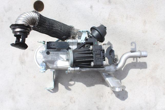 Zawór EGR z chłodnicą spalin Peugeot 207 , 1.6 e-HDI rok 2011