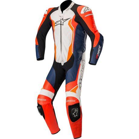 Alpinestars GP Force kombinezon motocyklowy skórzany sportowy Nowy