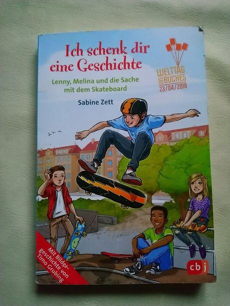 Книга на німецькій мові Ich schenk dir eine Geschichte