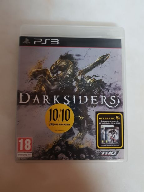 Jogo    para    ps3    Darksiders    para       ps3