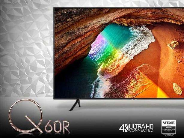 "TV 4K QLED Samsung 75"" Q60r"
