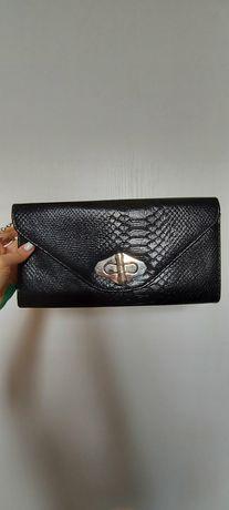 Клатч - сумка чорна