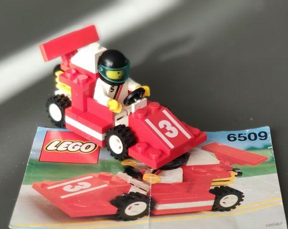 Lego City Town Red Devil Racer 6509