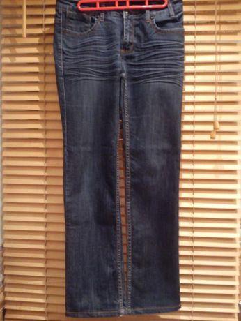 dżinsy jeansy damskie 38 straight Yessica C&A stan idealny