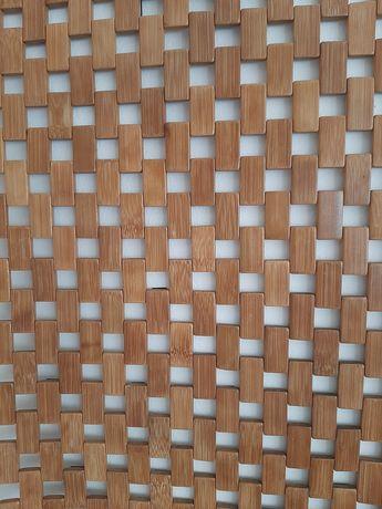 Tapete Madeira de Bambu