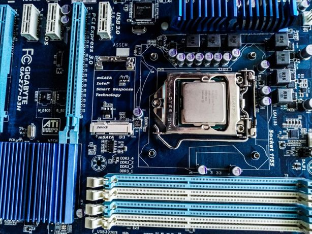 Продам процессор Intel Core i5-3570 3.4GHz