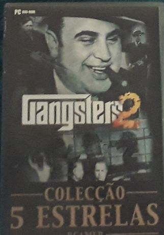 Jogo PC Gangsters 2