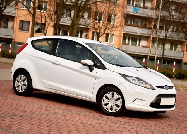 Podszybie Ford Fiesta Mk7 - Nowe Oryginalne