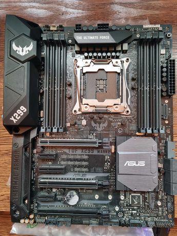 Материнская плата Asus TUF X299 Mark 2 (s2066, Intel X299, PCI-Ex16)
