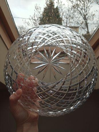 Kryształ patera półmisek