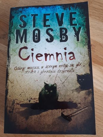 Steve Mosby Ciemnia