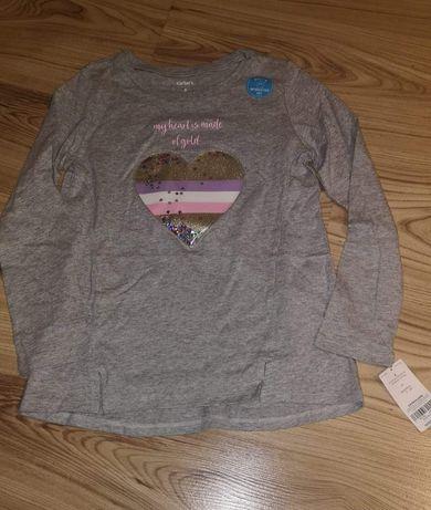 Carter's bluzeczka r. 134