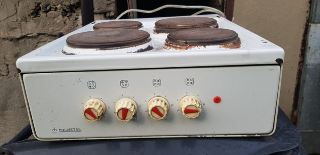 Piecyk elektryczny sprawny
