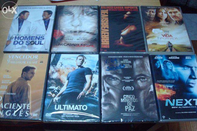 41 filmes originais selados