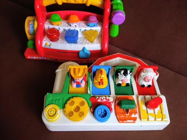 Fischer Price zabawki interaktywne