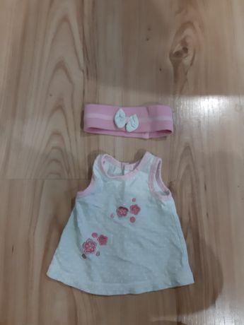 Sukienka dla lalki Baby born