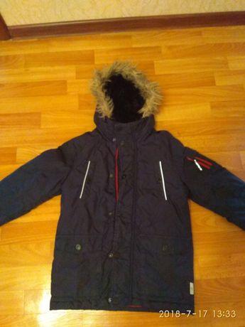 Деми куртка-парка Next