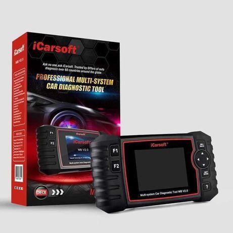 Profesjonalne urządzenie diagnostyczne iCarsoft MB V2.0
