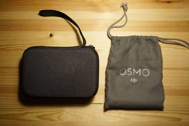 DJI OSMO 3 combo como novo!