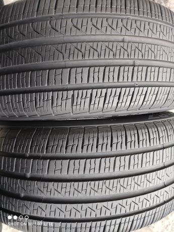 Sprzedam prawie nowe opony Pirelli 225/45 r17