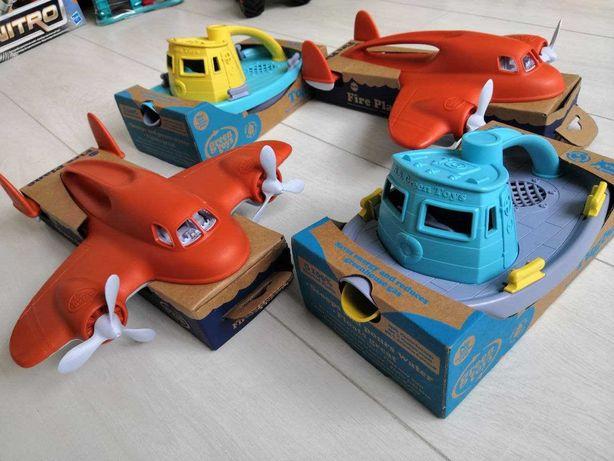 Игрушки Green Toys в ванную, бассейн или на пляж. Эко игрушки