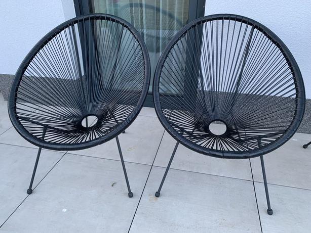 Meble ogrodowe krzesla jysk ubberup krzeslo 2 sztuki
