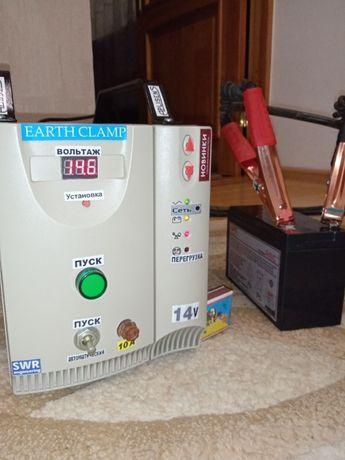 Пускозарядное автоматическое зарядное устройство самодельное
