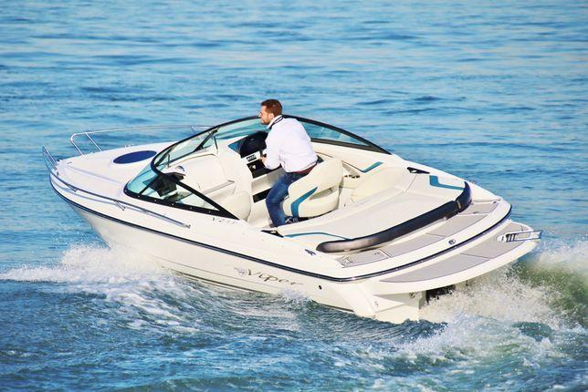 Premiera. Motorówka. Jacht motorowy Viper 233. Niemiecka jakość.