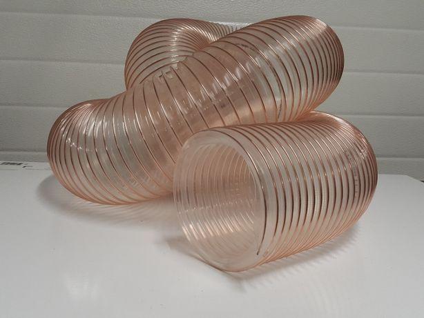 Wąż odciągowy PUR fi 250 CNC - Wąż do odpylania 250