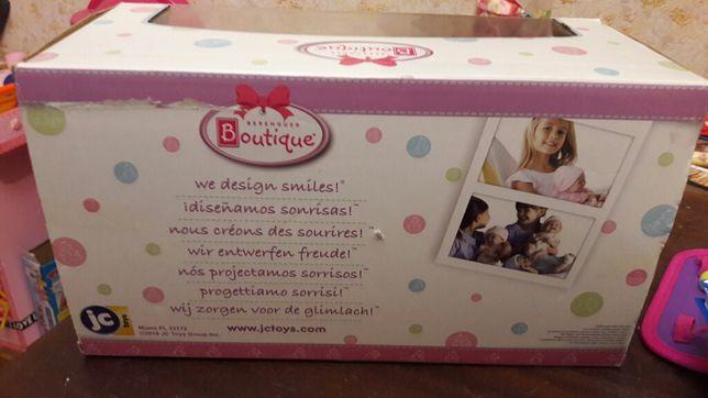 Вінілова лялька JC Toys La Newborn Boutique 14 Inch Doll Berenguer (18