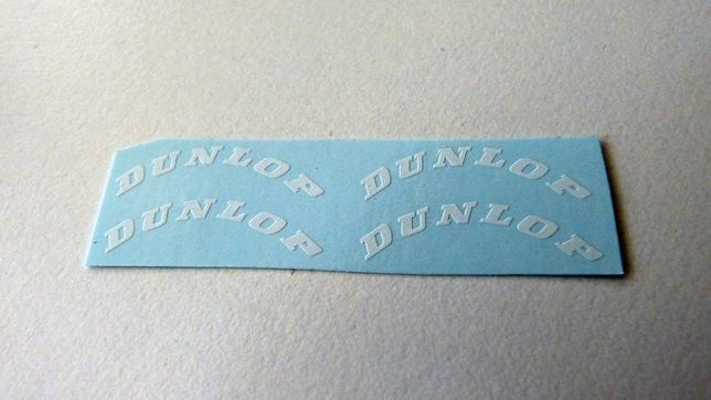 1:18 Dunlop kalki na opony