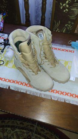 Тактичні черевики Rocky S2V, натуральна шкіра