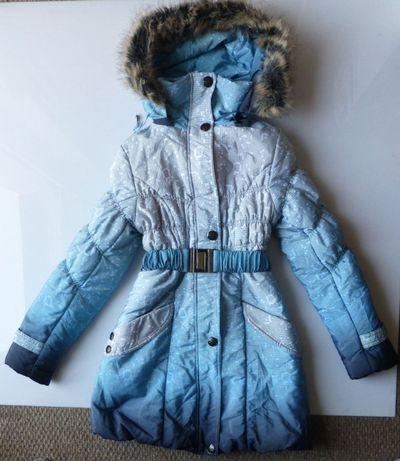 Kurtka zimowa płaszczyk FLORENTINO ciepła ocieplana S 36 164 damska