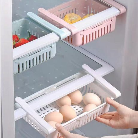 Органайзер на холодильник refrigerator shelf