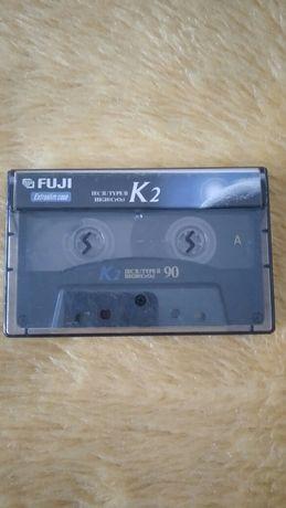 Аудиокассета Fuji K2 90 chrome position type II