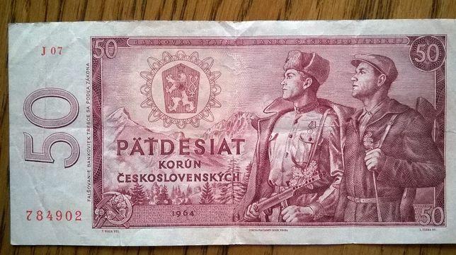 50 koron 1964