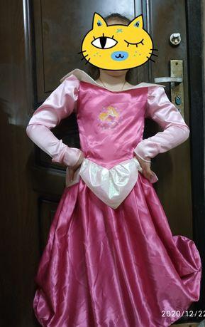 Платье принцессы карнавальный костюм